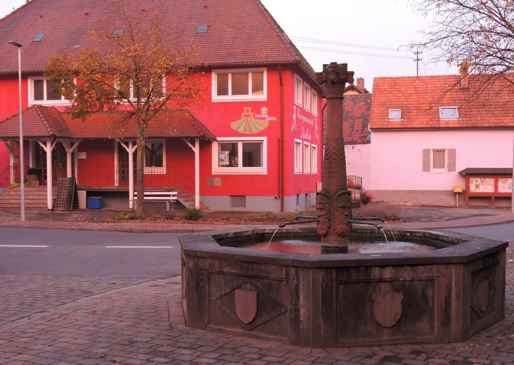 Brunnen in Leiselheim